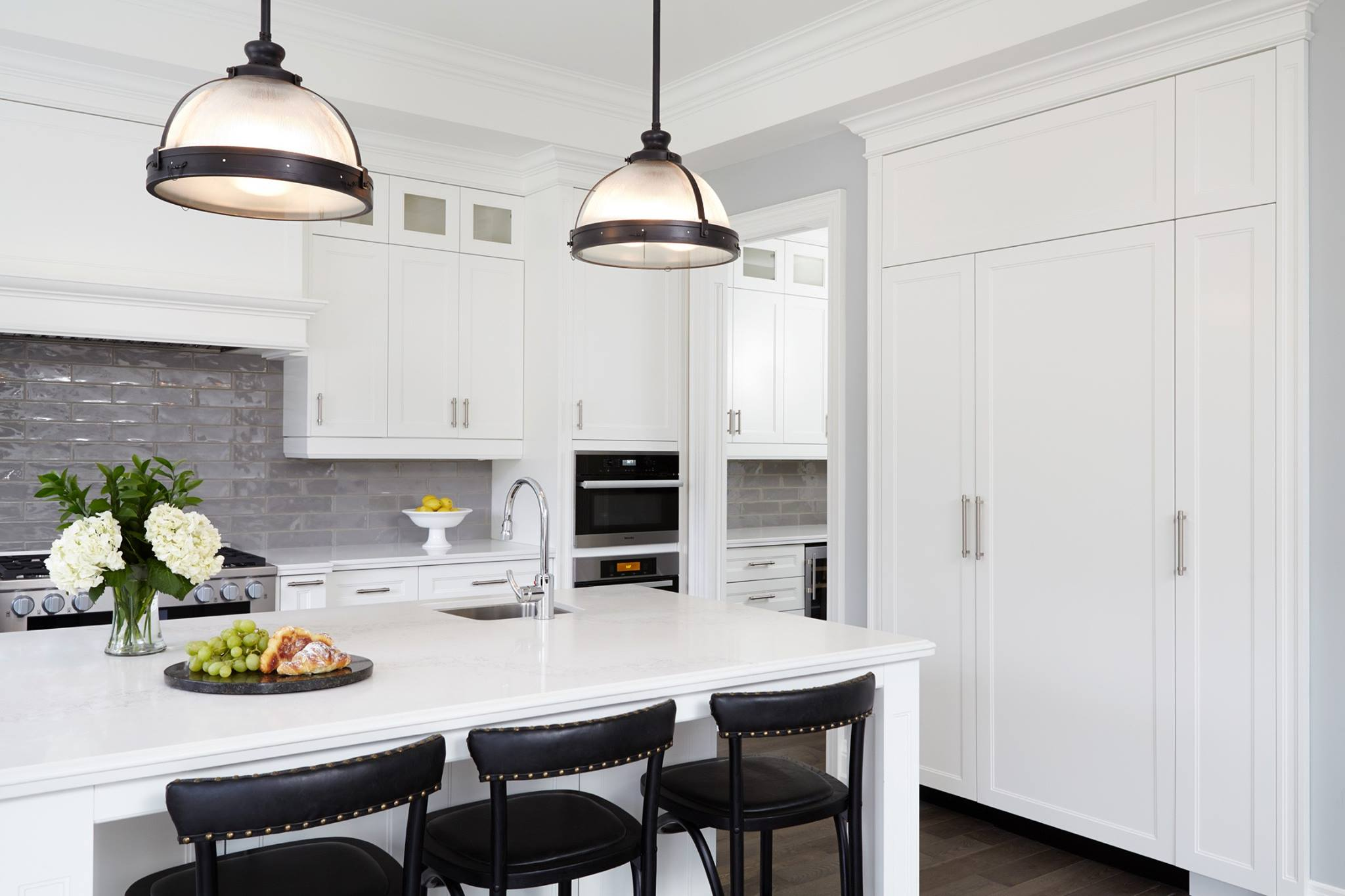 Etobicoke Custom Kitchen